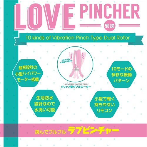 Love PINCHER~ラブピンチャー~5