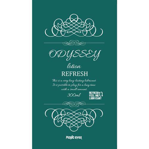ODYSSEY lotion -REFRESH-2