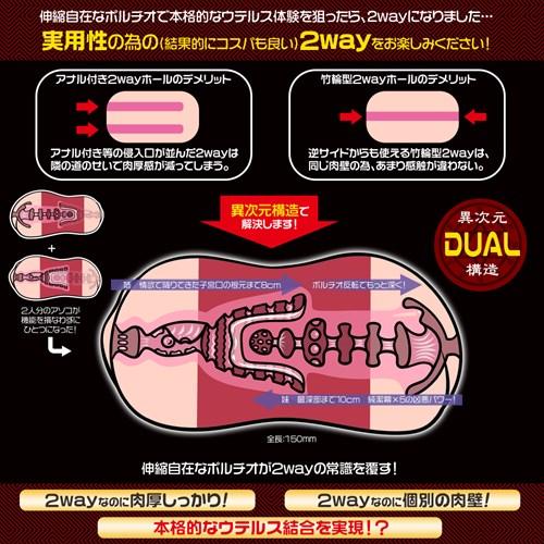【極彩】Uterus Duo ウテルス デュオ4