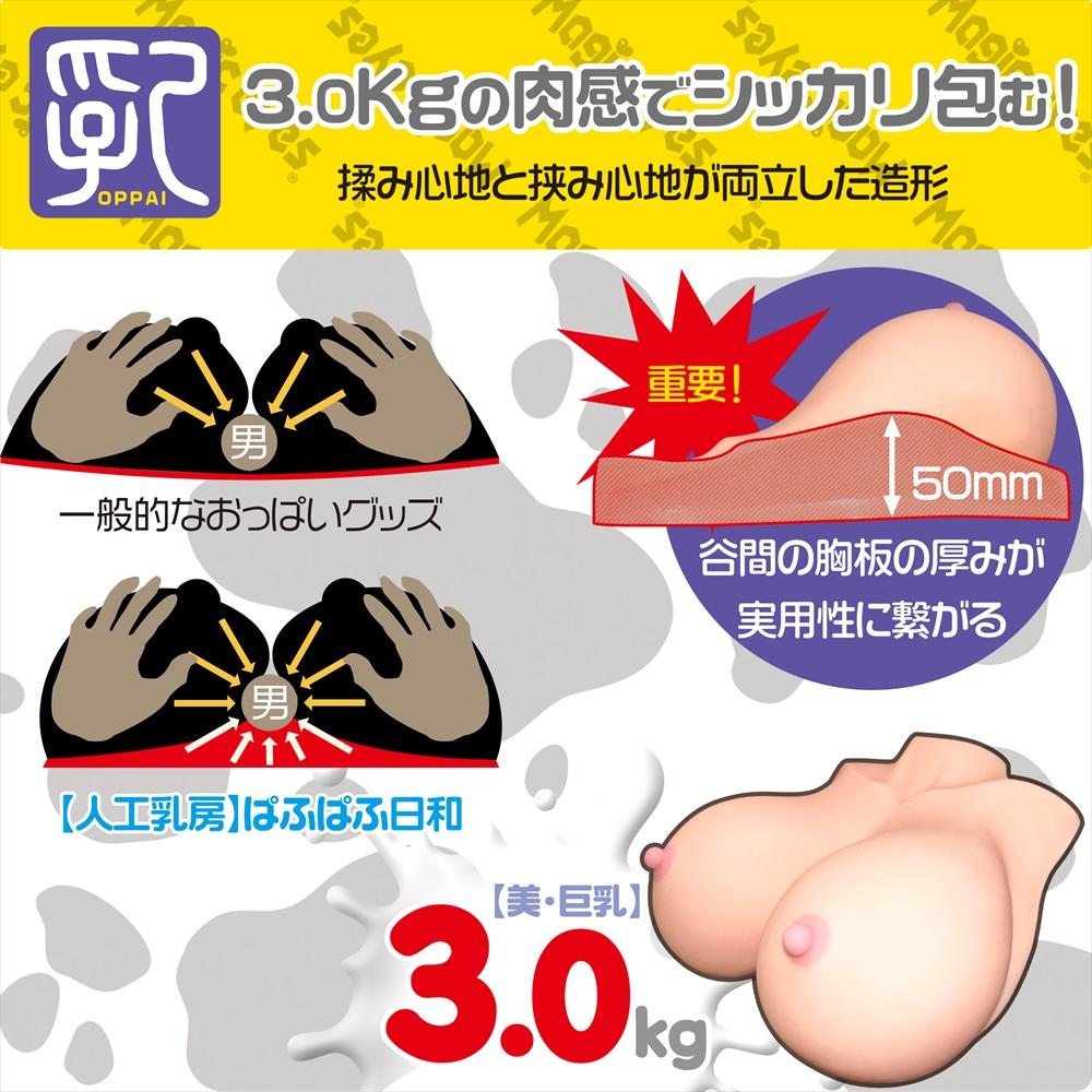 【人工乳房】ぱふぱふ日和3.02